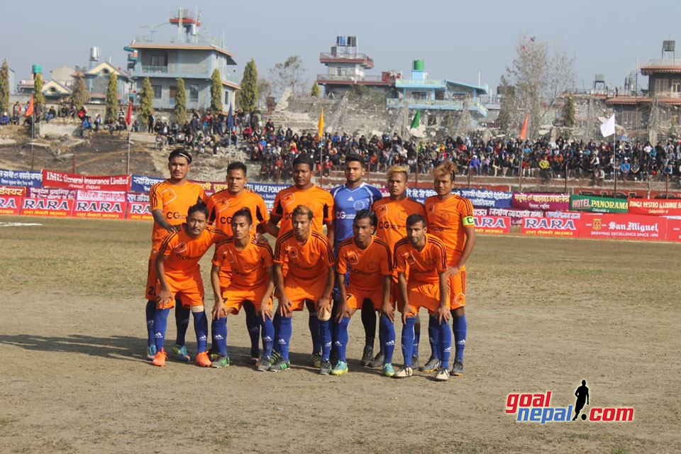 16th Aaha! RARA Gold Cup: Sahara Club vs Far West XI - LIVE !