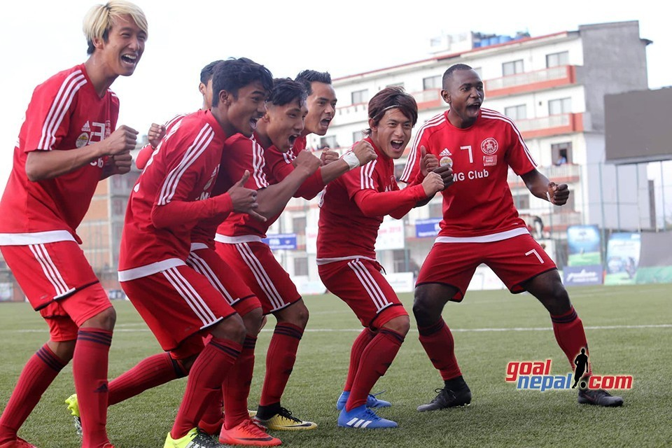 Pulsar Martyr's Memorial A Division League: Sankata Club Beats Himalayan Sherpa Club