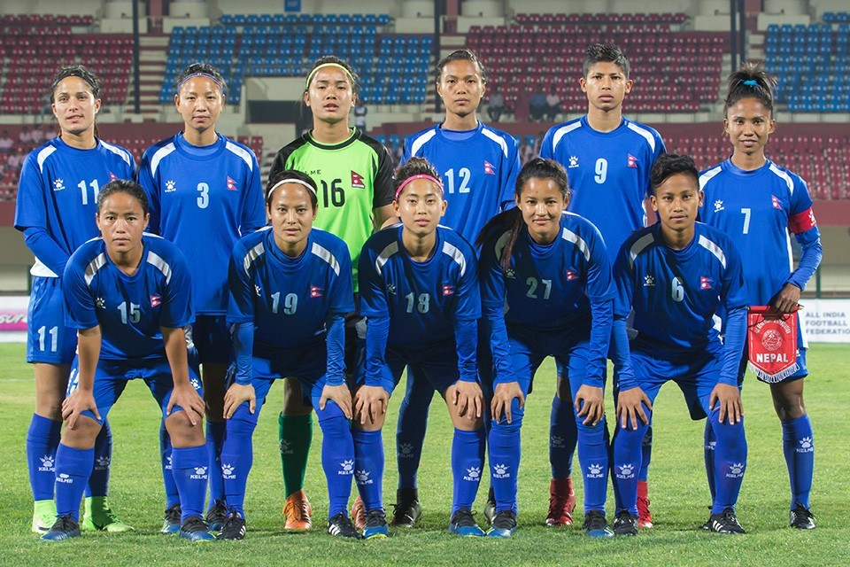 Nepal Becomes Runners Up In Hero Women's Cup