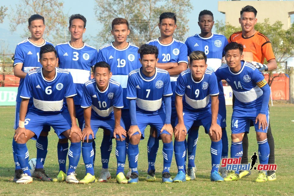 Jhapa XI Enters QFs Of 21st Tilottama Gold Cup