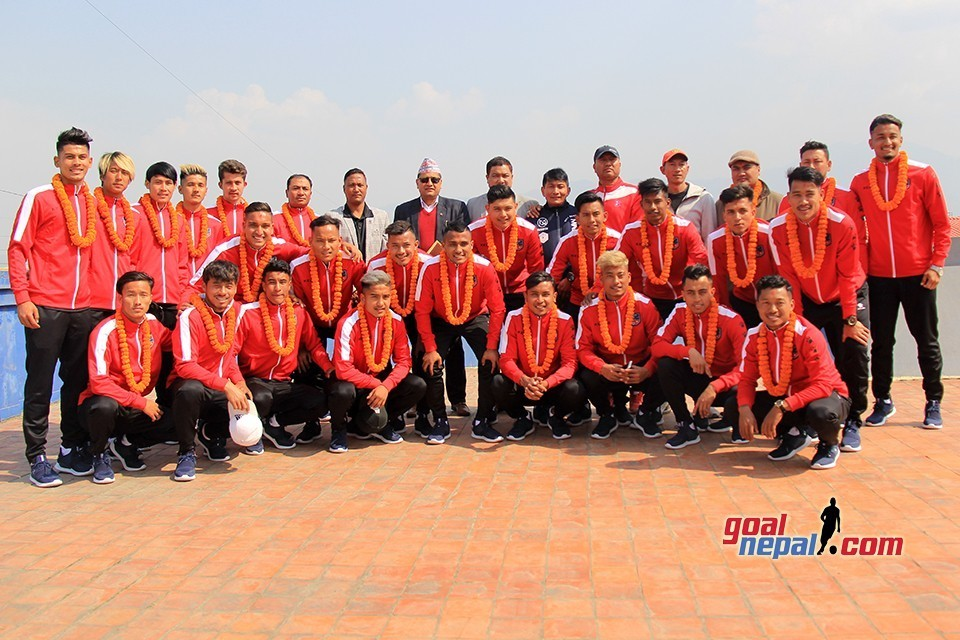 AFC U23 Championship Thailand 2020 QFs: Nepal's First XI Against Oman Revealed