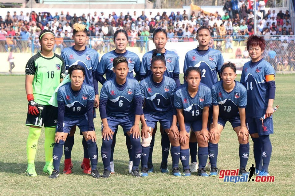 Nepal Women's Team Vs India Women's Team AGAIN !