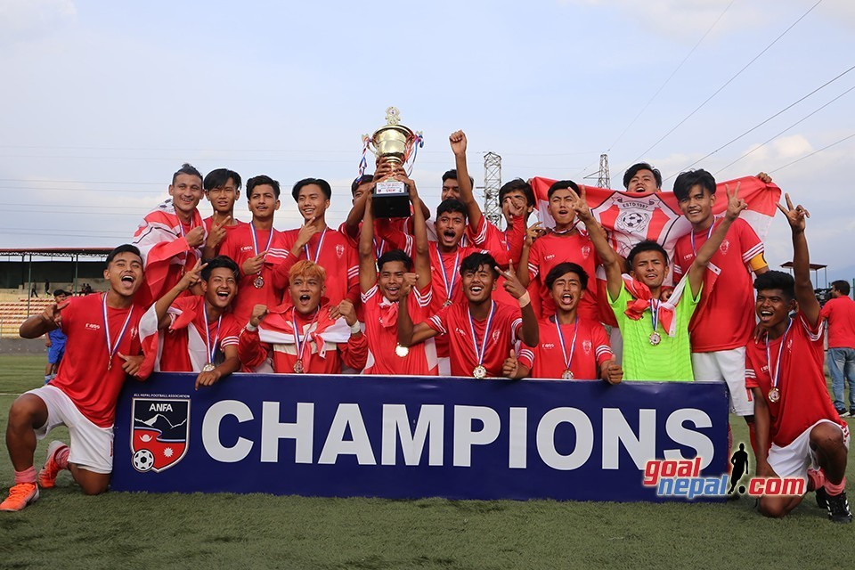 BBC U18 Defends Title Of Lalit Memorial U18 Championship