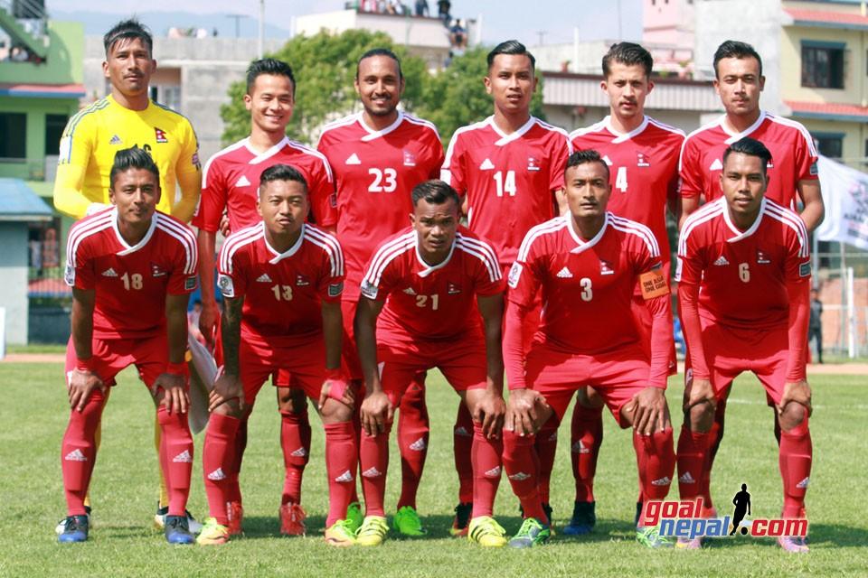 Nepal Men's Team