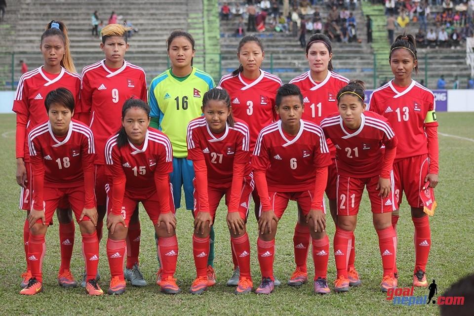 Nepal Women National Team
