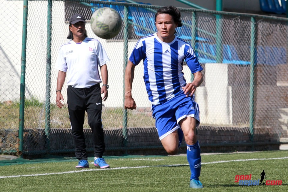 Jagjeet Shrestha: I Don't Have Regrets Coming To Nepal To Join National Team