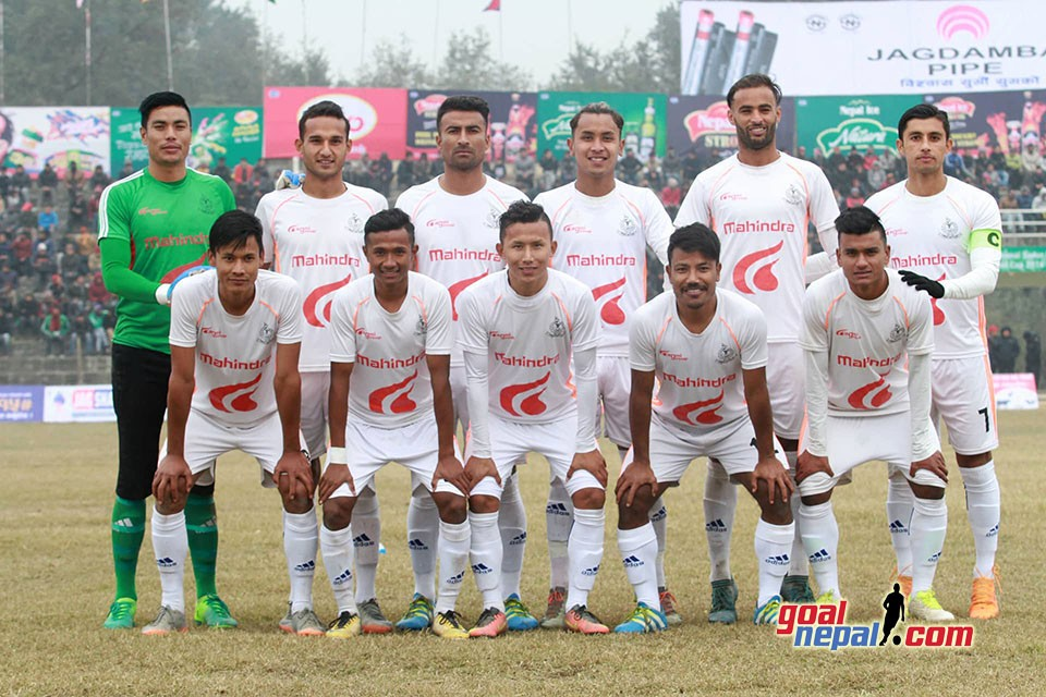 2nd Far West Khaptad Gold Cup: Nepal APF Advances To Finals Defeating Hosts Far Western SC