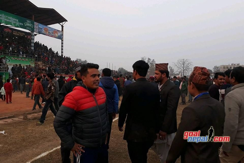 Nepal Army Coach Nabin Neupane: What a Birthday Gift !