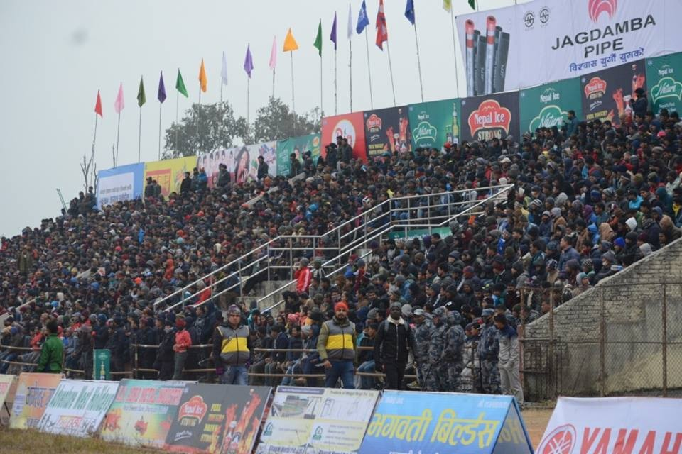 Kailali: Far West XI Sports Club Collects Rs 19 Lakhs From Gate Money !