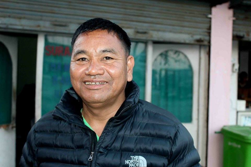 Morang: Dipendra Dhimal Re-elected President Of District FA