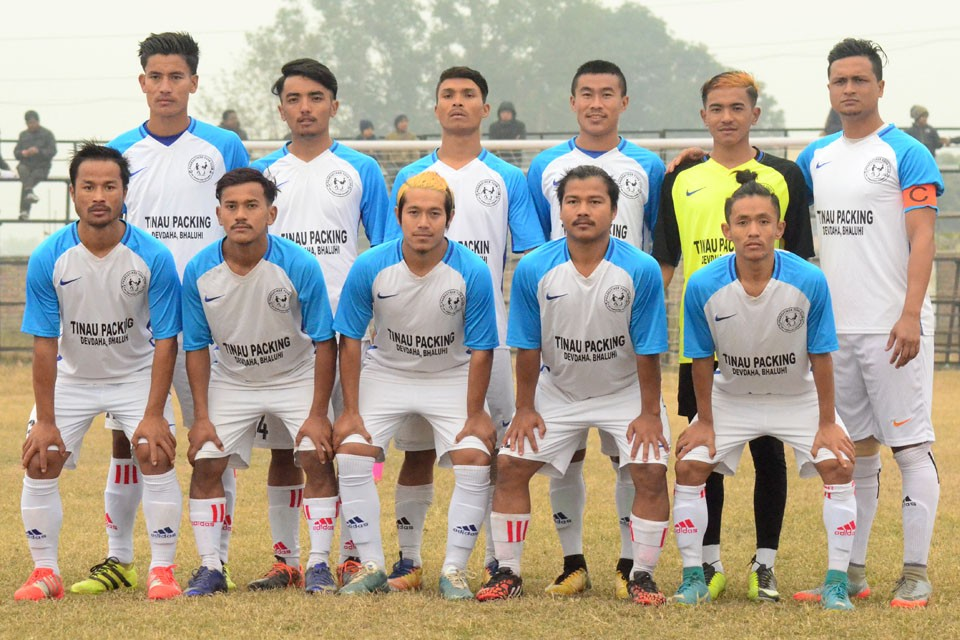 Rupandehi: Hosts Pharsatikar Yuwa Club Enters Final Of 5th Pharsatikar Cup