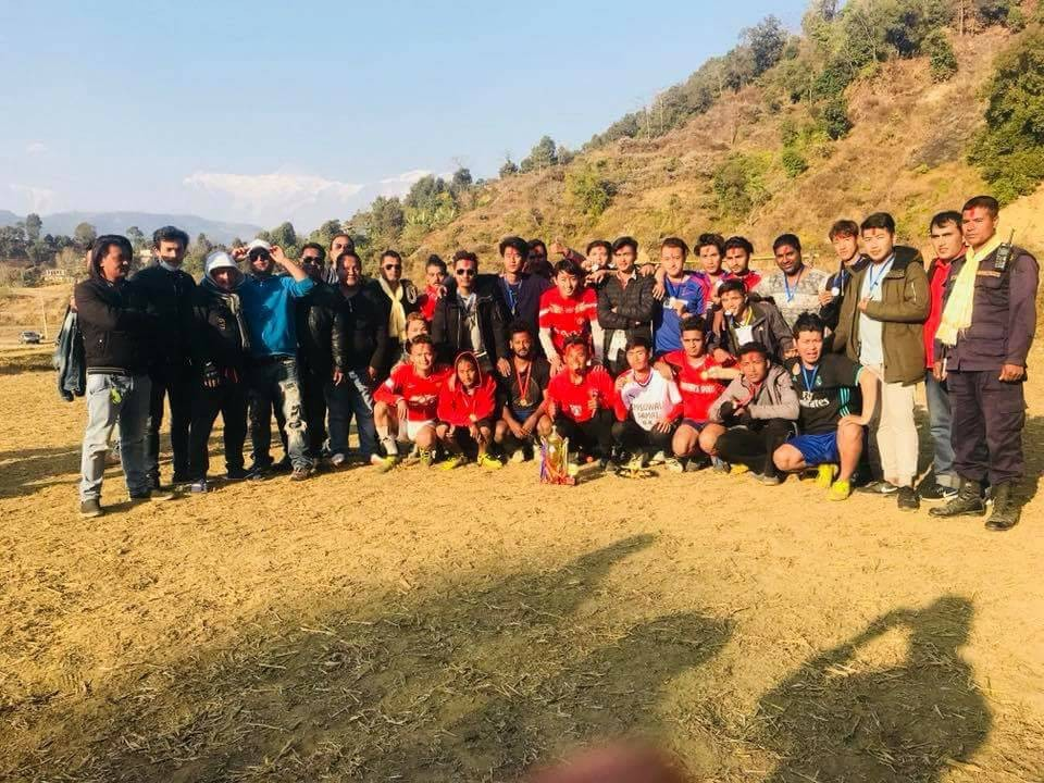 Kaski: Shisuwa FC Wins Title Of Mage Sakranti Cup
