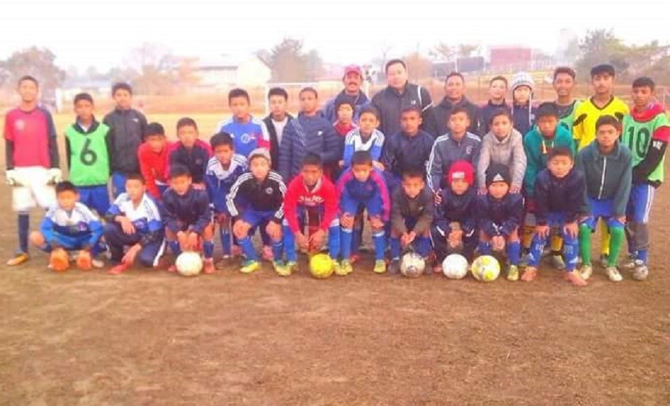 Kaski: U12 Youth Team Squad Shortlisted For Copa Puma Toreros International Championship