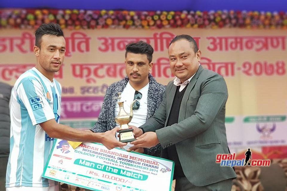 Madan Bhandari Memorial Itahari Gold Cup QF: MMC Beats Jhapa XI FC To Enter SFs