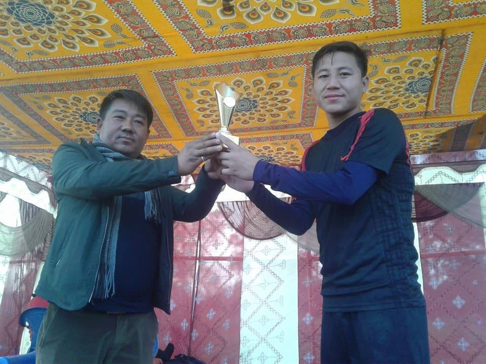 Morang: Ward Number Four Enters SFs In Urlabari Mayor Cup