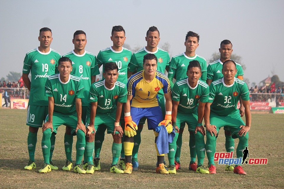2nd Madan Bhandari Memorial Itahari Gold Cup QF: Nepal Army Hammers Druk United To Enter SFs