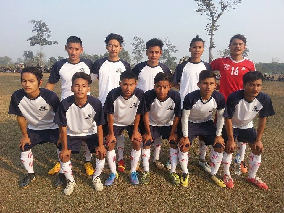 Morang: Ward Number Nine enters SFs In Urlabari Mayor Cup