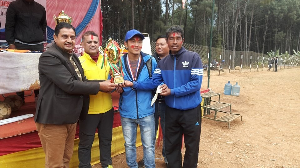 Baglung: Bright Future Ma VI Wins Title Of Amar Adarsha 10+2 Inter College Championship
