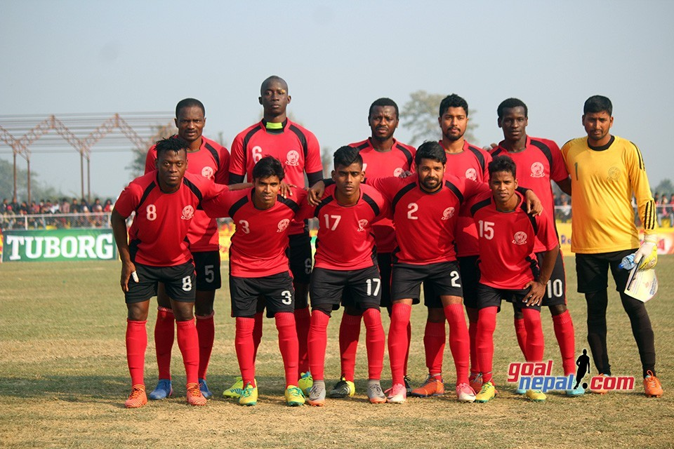 Madan Bhandari Memorial Itahari Gold Cup QF: Garipha Sporting Club Kolkata Beats Rastriya Jagriti Yuwa Club To Enter SFs