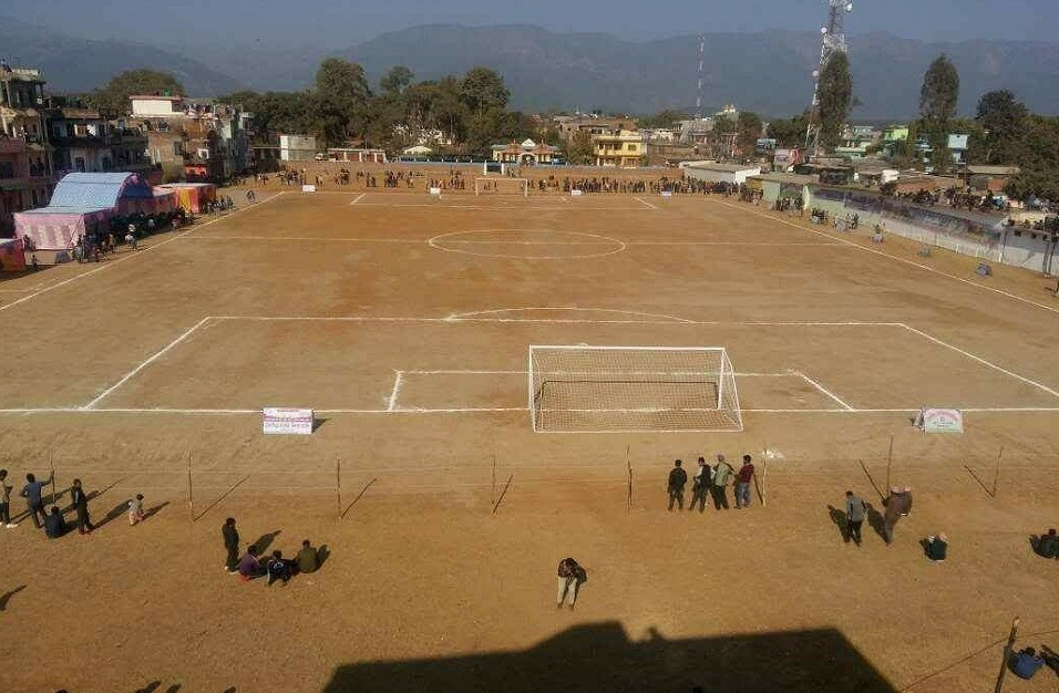 Dang: Inter College Football Tournament Kicks Off