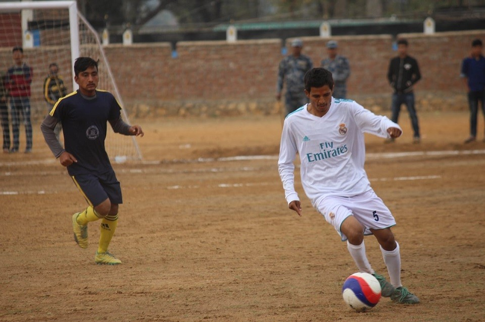 Dang: Little Heaven & Gorkha College Register Win In Inter College Championship