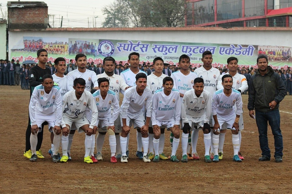 Dang: Gyan Jyoti College Wins Title Of Inter College Football Championship