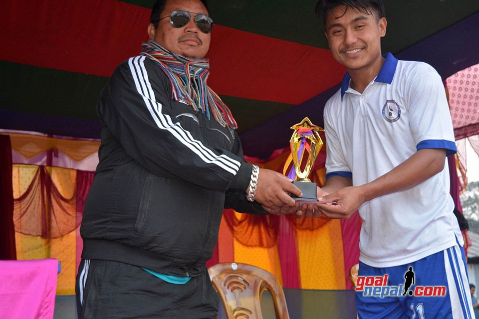 Jhapa: Munal FC Enters SFs Of Chitra Rai Memorial 2nd Open Football Championship