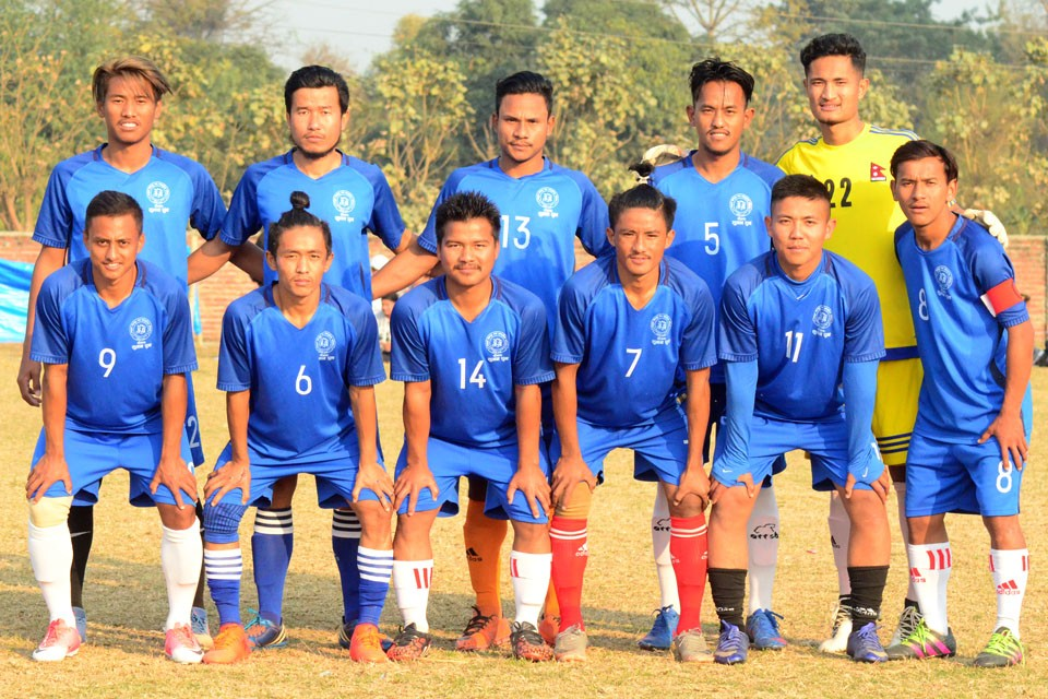 Rupandehi: Hosts Nawayuwa Enters Final Of Nawayuwa Cup