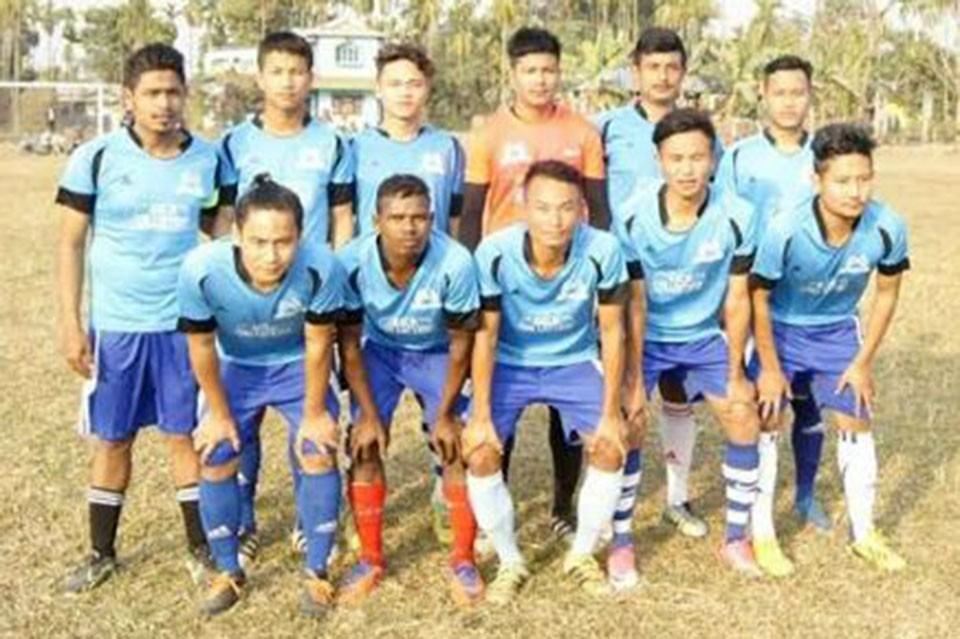 Jhapa: Dhulabari Football Training Centre Enters Final Of Nawa Jyoti Cup