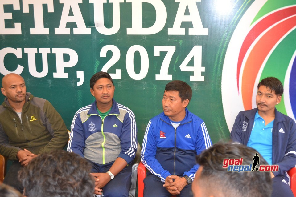 Nepal APF Coach Ratna Kaji Maharjan: Not Satisfied With Spot Kick Decision