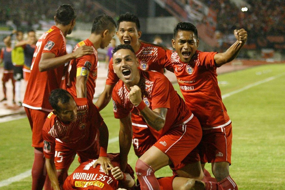 Rohit Chand Assists For Two Goals As Persija Jakarta Wins Title Of President Cup 2018