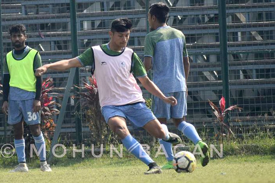 Bimal Gharti Magar Not Featured In Mohun Bagan's Win Over NEROCA