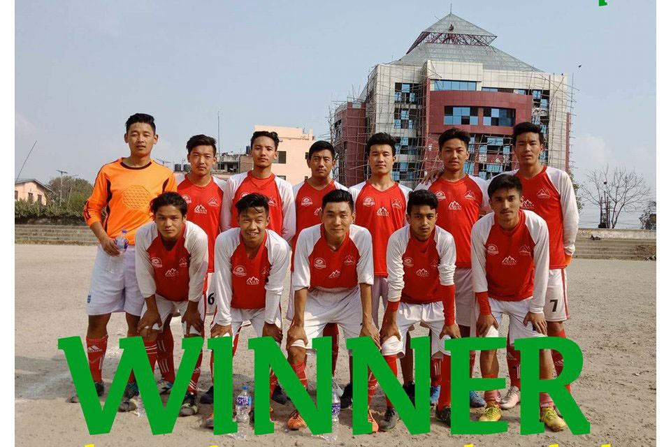 Kathmandu: Khumjung Youth Club Wins Title Of 9th Khumbu Lohsar Cup