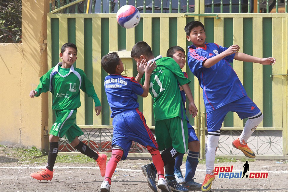 Kathmandu: Loyalty, TIA Register Win In Inter School Football Championship