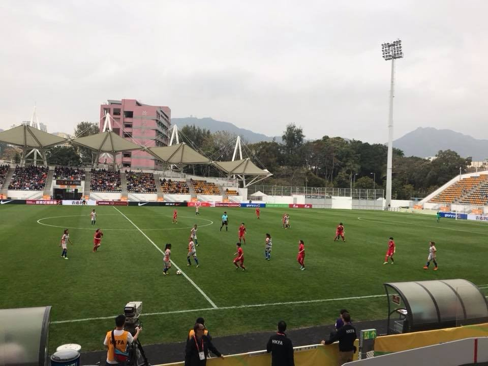 HongKong: Nepal APF Women's Team Beats Hongkong Women's Team In A Friendly