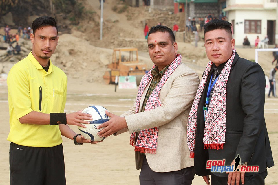 Gorkha: 5th Gorkhali Cup Kicks Off; Defending Champs FC Reale Club Beats Chepe Adarsha In Opener