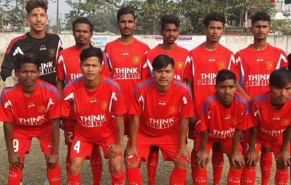Jhapa FC Wins Title Of 2nd Chitra Rai Memorial Knock Out Championship