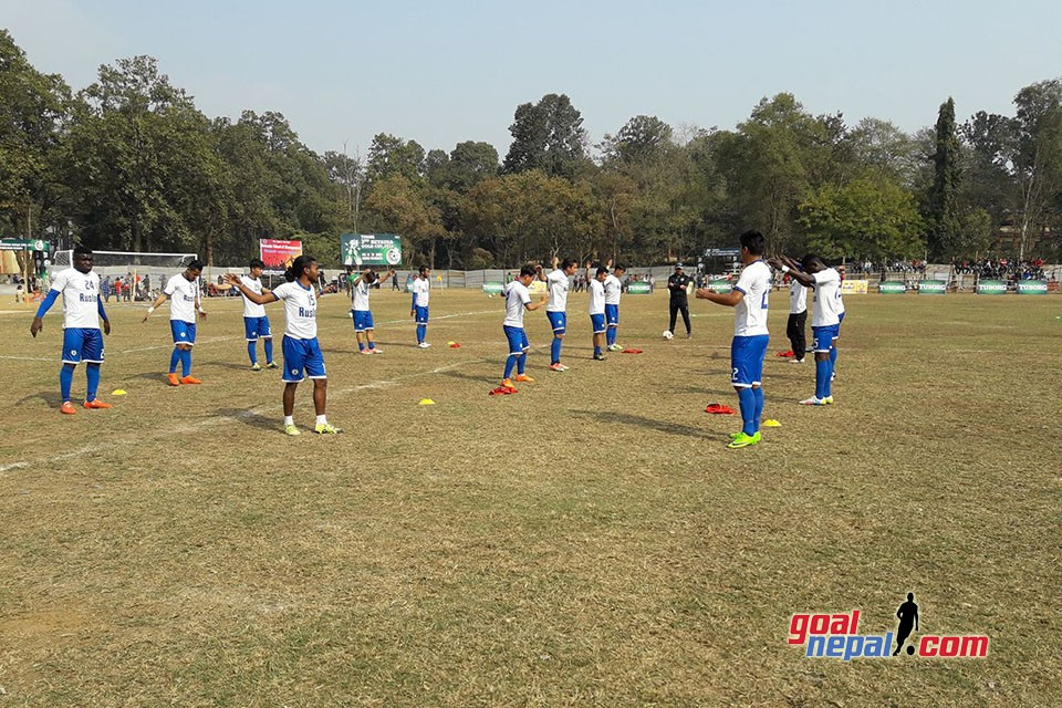 3rd Hetauda Gold Cup: Ruslan Three Star Club Vs Sankata Club - LIVE!