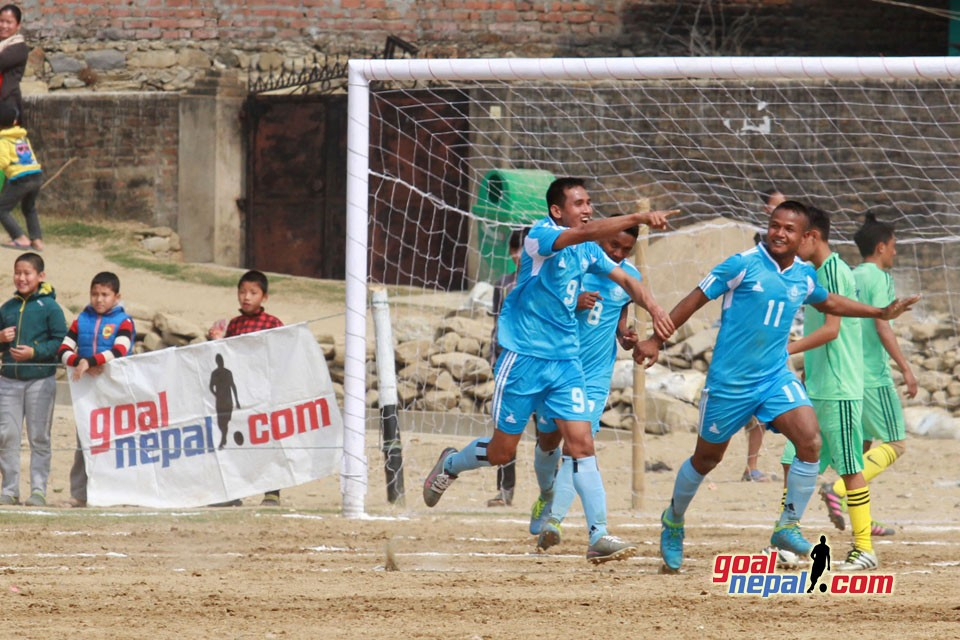 Gorkha: Shree Rana Singh Battalion, Suren Heart Victorious In 5th Gorkhali Running Shield