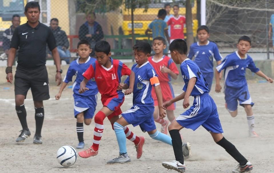 Kathmandu: Bidhya Sanskar & LA Enter QFs Of Loyalty Cup