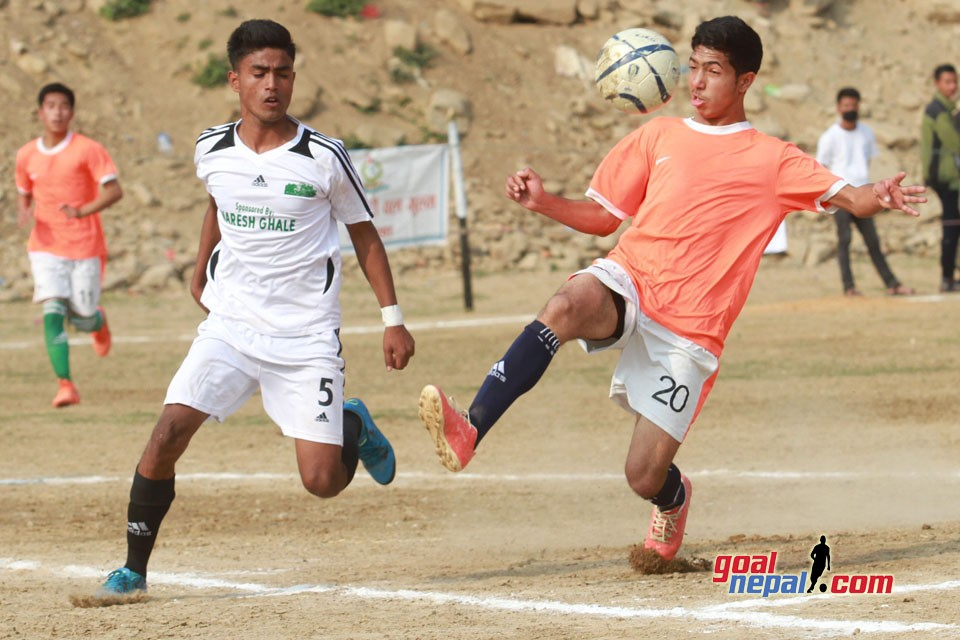 Gorkha: Sagarmatha Youth Club, Gorakhkali Youth Register Win In 5th Gorkhali Running Cup