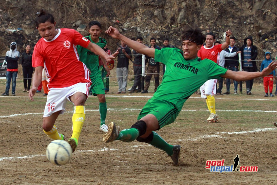 Gorkha: Sankhuwasabha United & Nakhipot United Enters QFs Of 5th Gorkhali Cup