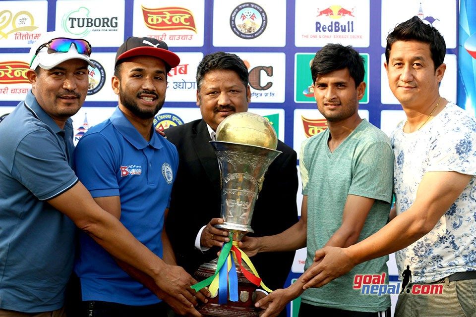 20th Tilottama Gold Cup Final - Nepal Police Club Vs Ruslan TSC - PREVIEW