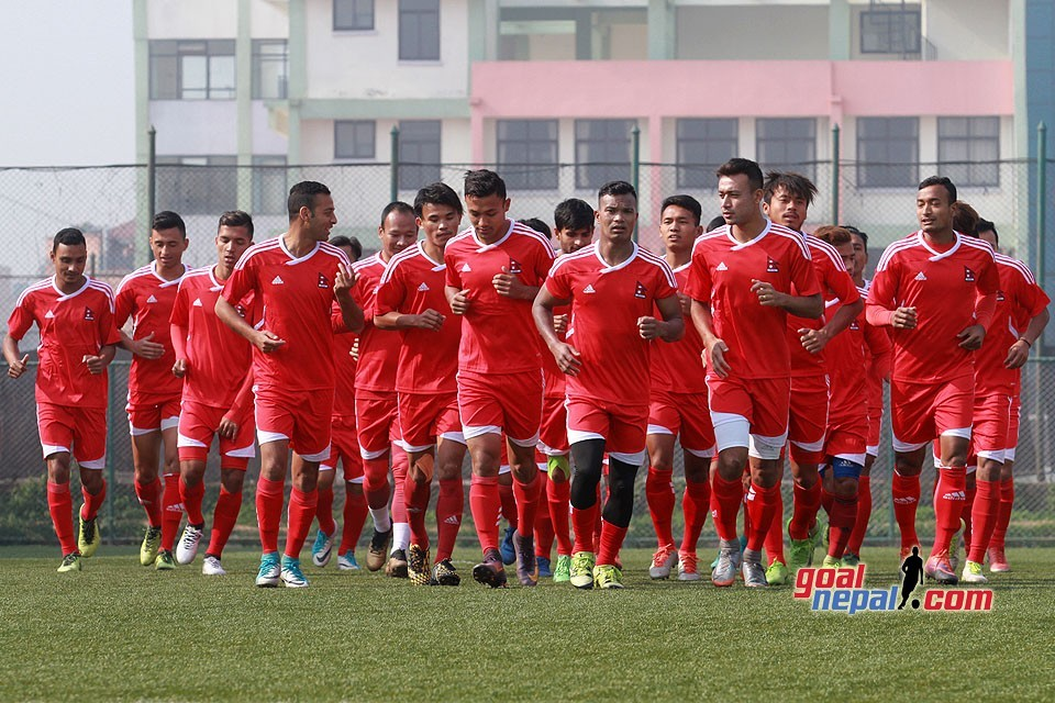 AFC Asian Cup Qualification: Nepal National Team Starts Prep For Yemen Clash