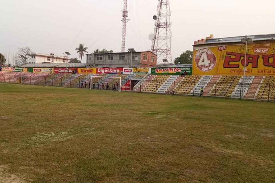 Morang: Preparation Is On Full Swing For Birat Gold Cup