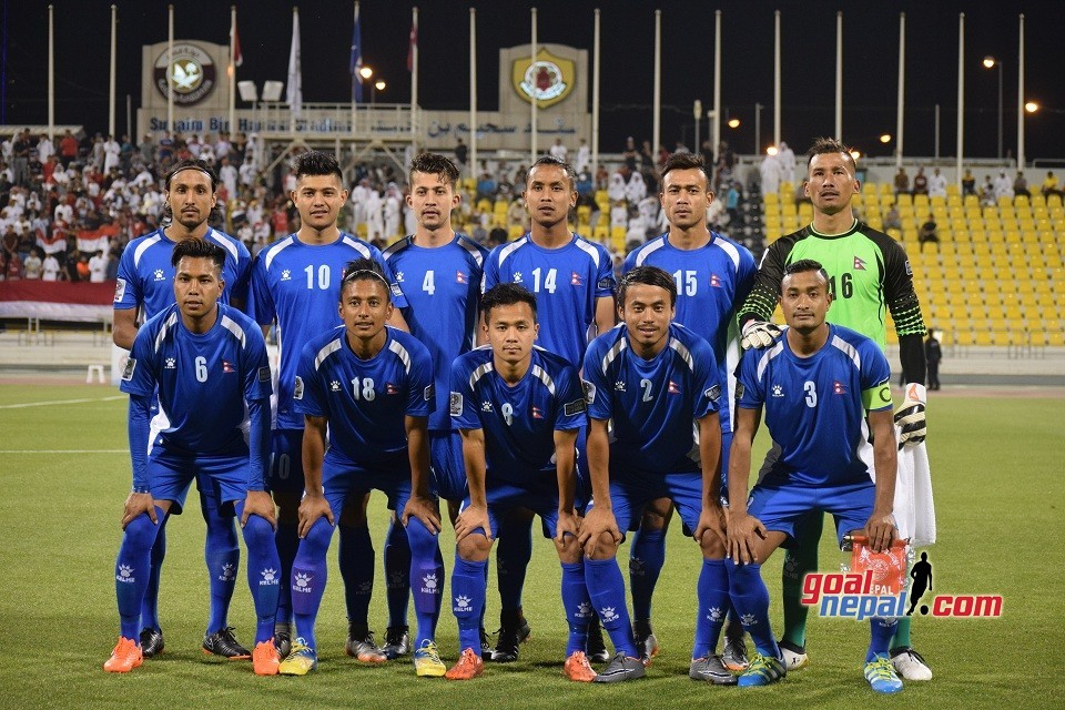 AFC Asian Cup Qualification: Nepal National Team Arrives Home From Doha