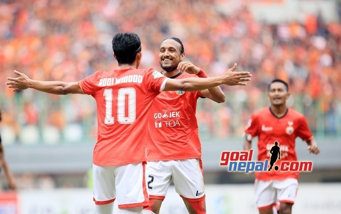 Nepal International Rohit Chand Listed In Indonesia Liga 1 Team Of The Week 4