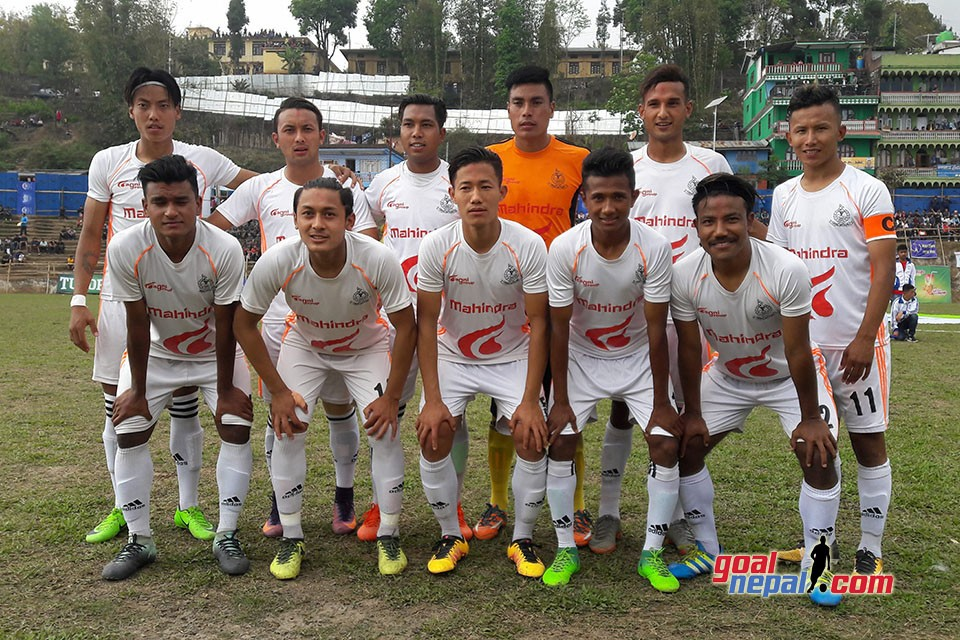 4th Mai Valley Gold Cup:  Nepal APF Club  Advances To QFs