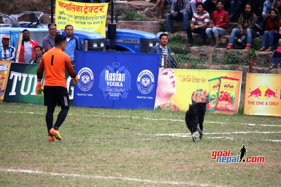 4th Mai Valley Gold Cup: Nepal Army Vs United Sikkim FC - MATCH HIGHLIGHTS
