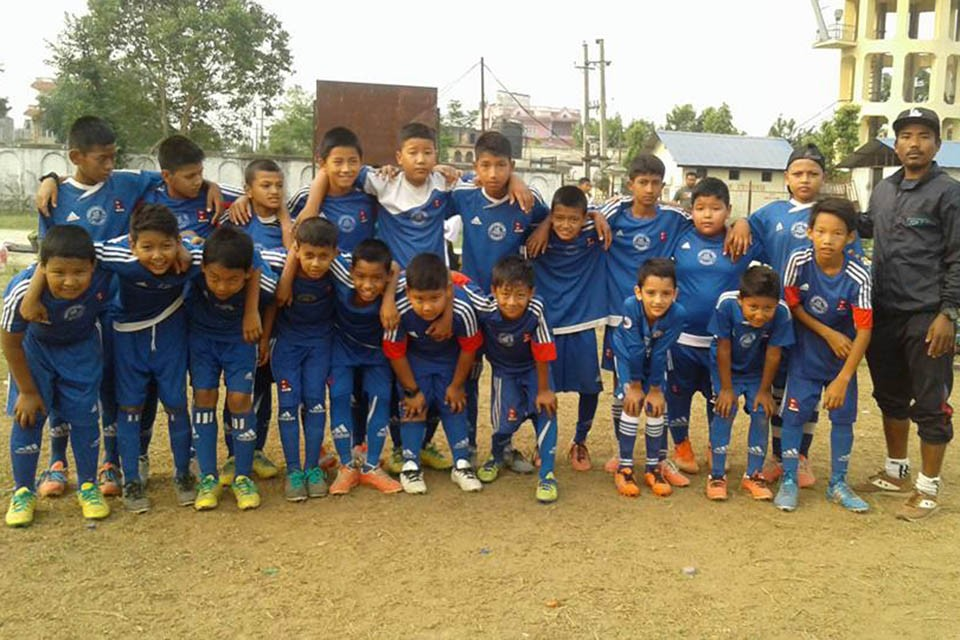 GoalNepal Foundation Announces Support To Hetauda Football Academy